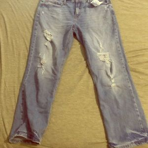 Power Jean aka perfect straight ankle jeans